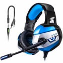 Tusbiko Wired Over-Ear Gaming Headset for $14 + free shipping