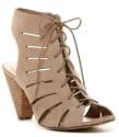 Vince Camuto Women's Estie Cutout Sandals for $47 + $8 s&h