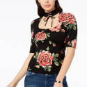 Guess Women's Irene Choker Top for $30 + free s&h w/beauty item