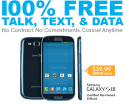 Refurb Galaxy S3 16GB Phone for FreedomPop for $40 + free shipping