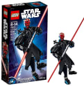 LEGO Star Wars Darth Maul Buildable Figure for $16 + free shipping w/ Prime
