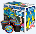 48 Maud's Double Caffeine K-Cup Pods for $25 + free shipping