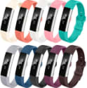 Leefox Fitbit Alta & HR Replacement Bands from $4 + free shipping w/ Prime