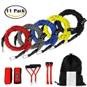 Weinas 11pc 20- to 40-lb. Resistance Band Set for $22 + free shipping