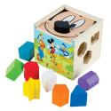 Melissa & Doug Mickey Mouse Shape Cube for $10 + free shipping w/ Prime