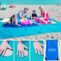 Magic Mat Beach Mat for $12 + free shipping