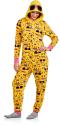 Emoji Movie Women's Onesie Union Suit Pajamas for $12 + pickup at Walmart
