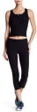 X by Gottex Women's Side Mesh Capris for $23 + $8 s&h