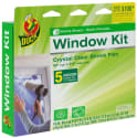 Duck Brand Shrink Film Indoor Window Kit for $4 w/ $25 purchase + free shipping
