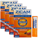 72 Zicam Cold Remedy Crystals Packets for $16 + free shipping