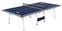 MD Sports 4-Piece Table Tennis Table for $48 + free shipping