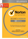 Symantec Norton Premium 10-Device 1-Year for $39 + free shipping