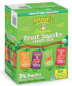 Annie's Organic Bunny Fruit Snacks 24-Pack for $10 + free shipping