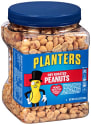 Planters Peanuts 35-oz. Canister 3-Pack for $17 + free shipping