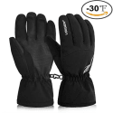 Vbiger Unisex Snow Gloves for $12 + free shipping w/ Prime