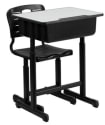 Flash Furniture Adj Student Desk and Chair for $93 + free shipping