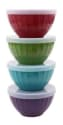 Buenisimo 8pc Melamine Prep Bowl Set w/ Lids for $4 + pickup at Walmart