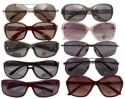Random Sunglasses 10-Pack for $15 + free shipping