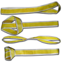 4 OxGord Soft Loop Tie-Down Straps for $5 + free shipping
