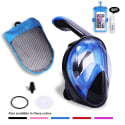Aolais Panoramic Snorkel Mask for $19 + free shipping