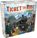Ticket to Ride Europe Board Game for $30 + free shipping