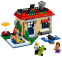 LEGO Creator 3-in-1 Poolside Holiday Kit for $22 + free shipping w/ Prime