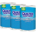 Quilted Northern Supreme Toilet Roll 24-Pack for $19 + free shipping