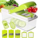 Eastshining 8 Blade Vegetable Slicer for $22 + free shipping