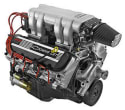 Chevrolet Performance Ram Jet 502ci V8 Engine for $11,000 + free shipping