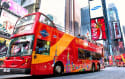 Hop-On/Hop-Off Bus Tours in NYC w/ extras from $51
