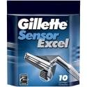 50 Gillette Sensor Excel Razors for $54 + free shipping