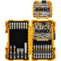 DeWalt 70-Piece Steel Driving Bit Set for $11 + pickup at Home Depot