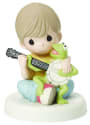 Precious Moments Kermit Porcelain Figurine for $30 + free shipping w/ Prime