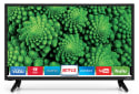 """Vizio 24"""" LED LCD Smart TV, $75 Dell GC for $140 + free shipping"""