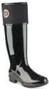 Tommy Hilfiger Women's Shiner Rain Boots for $44 + free shipping