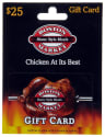 Boston Market $25 Gift Card for $20 + free shipping