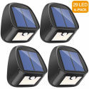 Erligpowht 29-LED Outdoor Solar Light 4-Pack for $17 + free shipping w/ Prime