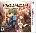 Fire Emblem Echoes: Shadows of Valentia 3DS for $17 + pickup at Walmart