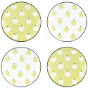 4 Kate Spade Wickford Orchard Tidbit Plates for $18 + free s&h w/beauty item