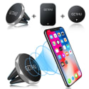 Getihu Car Air Vent Magnetic Phone Mount for $4 + free shipping w/ Prime