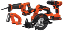 Black + Decker 20V Drill/Driver Saw Kit for $81 + free shipping