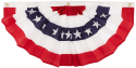 Annin Flagmakers Bunting Decoration Flag for $8 + free shipping w/Prime