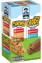 58 Quaker Chewy & Chewy Dipps Bars for $8 w/ Prime + free shipping
