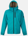 Burton Men's Portal Rain Jacket for $50 + free shipping, padding