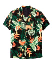 King Size Direct Men's Tropical Print Shirt from $25 + $8 s&h