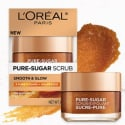 L'Oreal Paris Pure-Sugar Scrub Sample for free