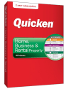Quicken Home, Business & Rental 2-Year for PC from $90 + pickup at Sam's Club