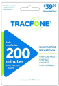 Tracfone 120-Minute 90-Day Prepaid Phone Card for $21 + pickup at Target
