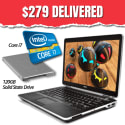 "Refurb Dell Latitude i7 Dual 14"" Laptop for $279 + free shipping"
