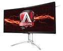 "AOC 35"" 21:9 Curved G-Sync LED Display for $680 + free shipping"